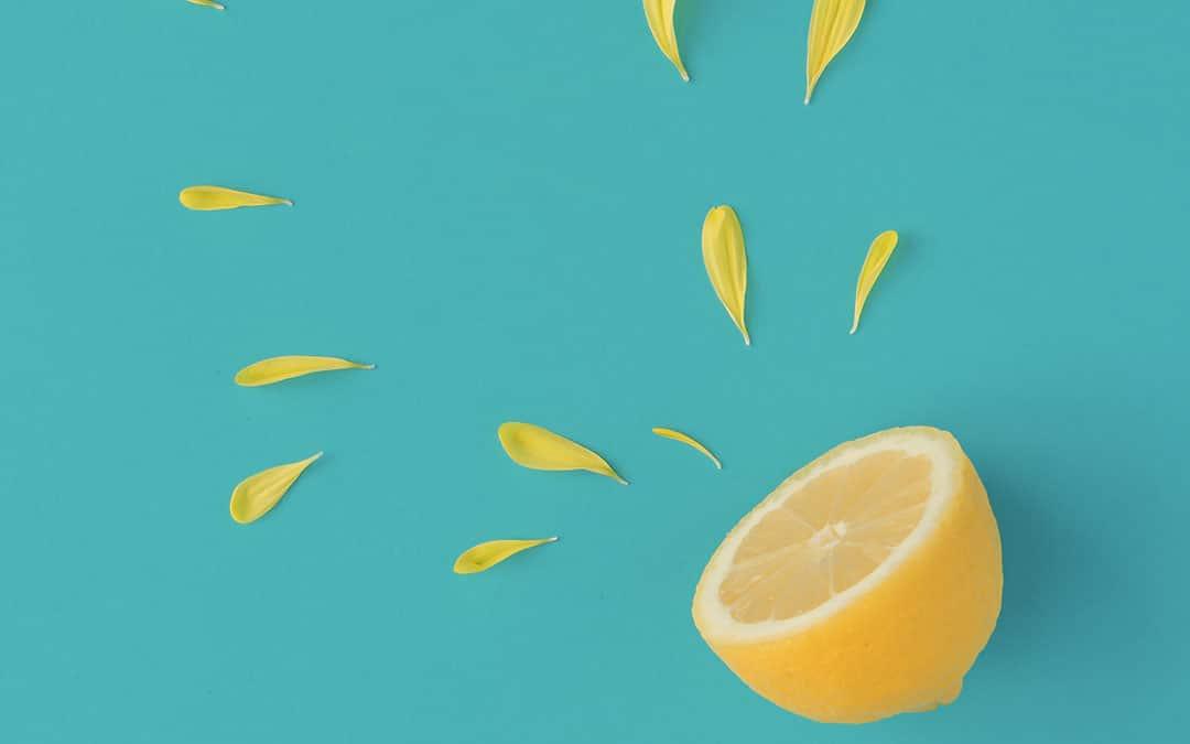 avantages du citron mademoiselles