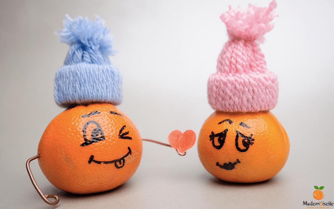 saint valentin mademoiselle agrumes
