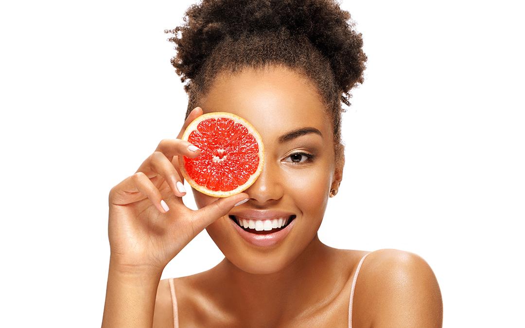utilisation pomelo soins beauté