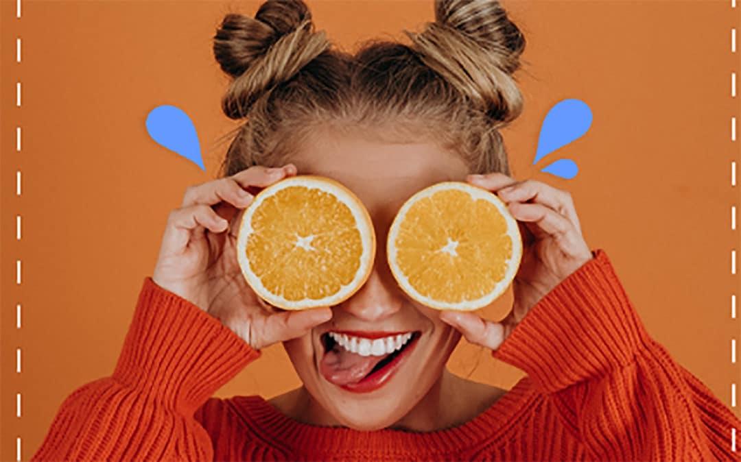 jus orange bienfaits mademoiselle agrumes