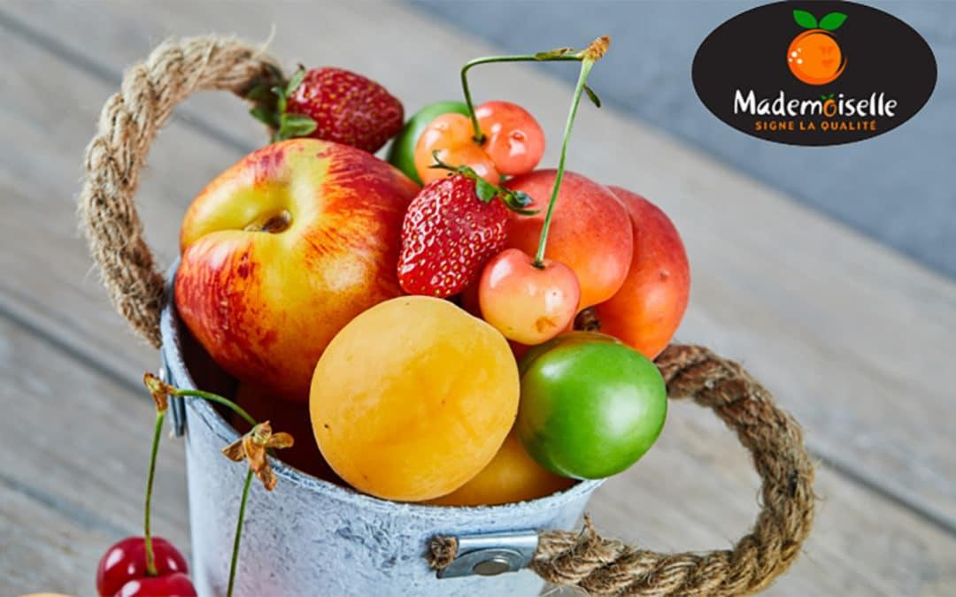 lancement fruits noyaux mademoiselle agrumes